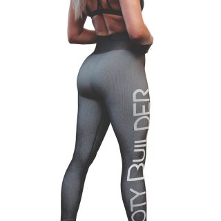 Booty Builder Leggings Dark Grey