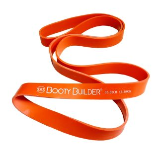 Booty Builder Power Band - Orange